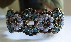 Pattern bijoux: Bracciale Viragos