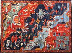 Heriz Wagireh - Oriental Rugs - Nomad Rugs