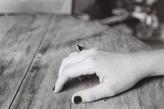 l'oiseau by Isabelle Bertolini