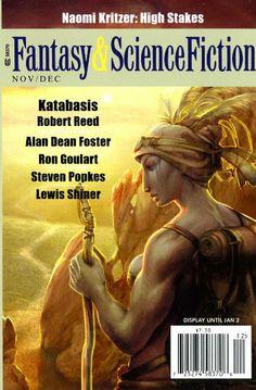 Fantasy & Science Fiction Magazine