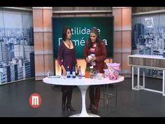 Maria Eugênia - Gazeta - Mulheres 11/05/2015 - Dicas práticas de limpeza…