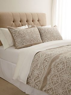 Heirloom Duvet Cover by Pasadena Home Collection on Gilt Home