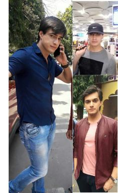 Mohsin khan ❤ Love Couple Images, Couples Images, Cute Couples, Shivangi Joshi Instagram, Kartik And Naira, Kaira Yrkkh, Mohsin Khan, Cutest Couple Ever, How To Look Handsome