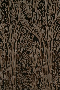 The high-end Black Gold Silk Brocade 532 Fabric is machine-woven with silk threads in intricate designs and patterns. Buy fabric by the Yard at NY Designer Fabrics. Fabric Decor, Fabric Design, Pattern Design, Ethnic Patterns, Gold Silk, Brocade Fabric, Buy Fabric, Silk Thread, Fashion Fabric