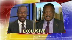 Fox News Sunday Debate - Dr. Ben Carson vs. Jesse Jackson