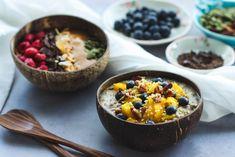 Nourishing coconut milk oatmeal pick up limes nourish the ce 21 Day Fix, Sin Gluten, Best Breakfast, Breakfast Recipes, Vegan Breakfast, Health Breakfast, Breakfast Ideas, Yogurt, Whole Food Recipes
