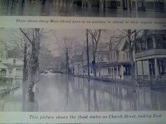 Plymouth 1936 flood