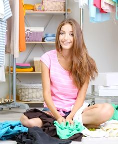 With the season changing and spring cleaning underway, it can be  tempting to clear out your entire closet. Before you begin filling up  your shopping bags, use these wardrobe tips to steer your strategy in a  fashionable direction.