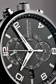 Montblanc TimeWalker TwinFly Chronograph