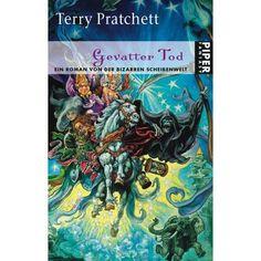 Terry Pratchett: Gevatter Tod. Mein Lieblings-Scheibenwelt-Roman.