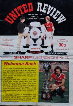 Manchester United Old Trafford, Manchester United Football, Ray Wilkins, Real Zaragoza, Host Club, Man United, Birmingham, Victorious, The Unit