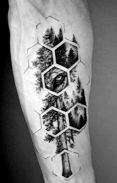 Unique Tattoos, Beautiful Tattoos, Small Tattoos, Tattoos For Guys, Tattoos For Women, Awesome Tattoos, Tatoo Ideas For Guys, Tattoos For Men Simple, Tree Tattoos For Men