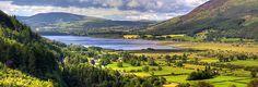Bassenthwaite Lake, Lake District, Cumbria, England