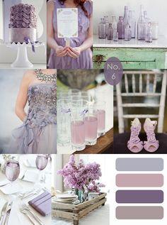 Lilac Wedding Inspiration :: Board and Dash Camp Wedding, Rustic Wedding, Our Wedding, Dream Wedding, Wedding Color Schemes, Wedding Colors, Wedding Themes, Wedding Decorations, Wedding Ideas