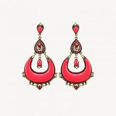 Pink & Cute stylish earrings