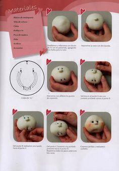 Revista para hacer muñecos de tela - Revistas de manualidades Gratis
