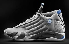 68a8534f65e The Air Jordan XIV Makes A Comeback This August In A Wolf Grey/Sport Blue