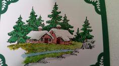 Christmas Cards, Painting, Art, Christmas E Cards, Art Background, Painting Art, Kunst, Paintings, Performing Arts
