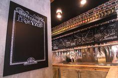 Chalk Lettering & Illustratrion by Estúdio Amor for Therezópolis Beer