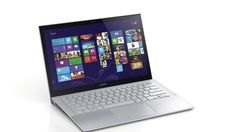 出してくれました、ソニー!ソニーが VAIOシリーズの新製品 VAIO Proを発表しました。カーボンファイバー製で超軽量、IntelのHa...