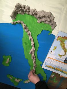 Ks2 geography geography projects 3d map project ideas photo 07 03 17 09 38 42 gumiabroncs Image collections