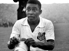 Edson Arantes do Nascimento, better known as Pelé, is a retired Brazilian footballer. He is widely regarded as the best football player of all time.