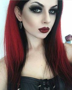 @sashamassacre ♥ #goth #gothgoth #gothgirl #gothic #dead #death #witch #dark…