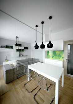 C APARTMENT Moving In Together, Living Spaces, Interior Design, Kitchen, Table, Furniture, Home Decor, Nest Design, Cooking