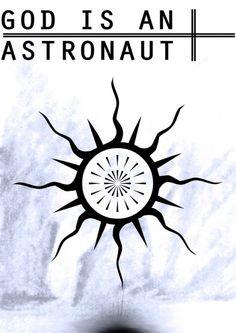 Αποτέλεσμα εικόνας για god is an astronaut logo