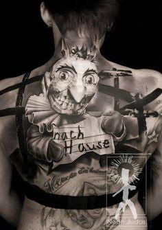 Tattoo by Neon Judas   Tattoo No. 12083