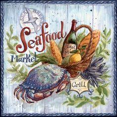 Seafood Market Seafood - Geoff Allen