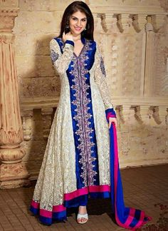 Latest Party Wear collection of Anarkali Frocks 2016 for women