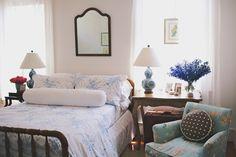 Hanna Seabrook's Charleston home on Glitter Guide