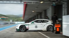 Testing continues on the Continental GT3 in anticipation of its race debut in Abu Dhabi in December 2013.  Read more at www.BentleyMotorsport.com.