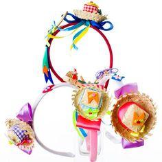A coleção de festas juninas, esta linda e repleta de novidades.      http://loja.ninavalentina.com.br/