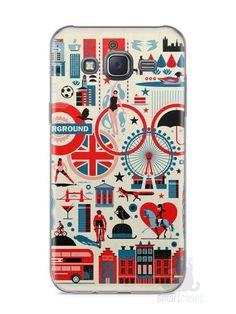 Capa Capinha Samsung J5 Londres #4