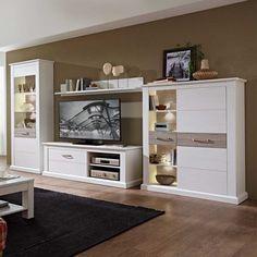 Frisch Wohnwand Modern Gnstig Kaufen