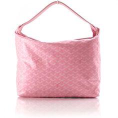 Goyard Fidgi Hobo in pink...