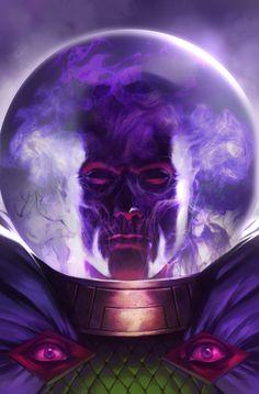 Mysterio: Spider-Man Villains by Marko Djurdjevic