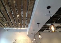 Image result for drop ceiling ideas
