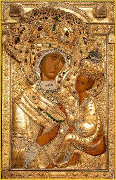 """20/"""" Asunción de Nuestra Señora icono 3D Madera Tallado ruso ortodoxo"""