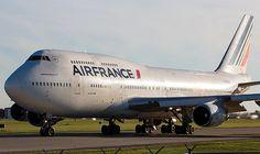 Air France Boeing 747-4B3M