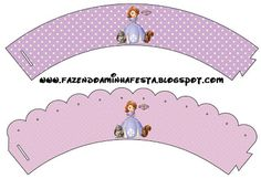 Is it for PARTIES? Is it FREE? Is it CUTE? Has QUALITY? It´s HERE! Oh My Fiesta!: Sofia the First: Free Printables.