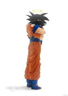 """<3 Goku et Goten <3 """"Je trouve cette image magnifique✨✨✨"""" ~ R.I.P KaWaii <3 ~  Dragon Ball /Z/GT/Kai  ~ [MangAnime]"""