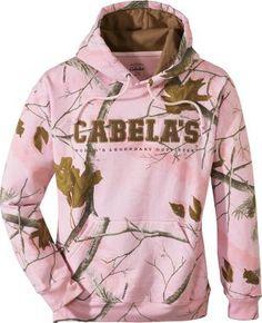 I want one! Cabela's: Cabela's Women's Campus Hooded Sweatshirt