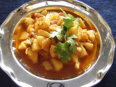 Easycooking: Batata Song - Spiced potato curry