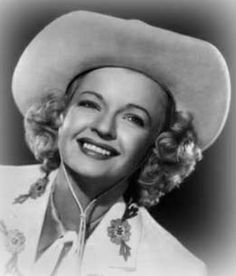 Born Lucille Wood Smith, Dale Evans (October 31, 1912 – February 7, 2001) was an American writer, film star and singer-songwriter. She was the third wife of singing cowboy Roy Rogers. From 1951 to 1957, Dale Evans and her husband starred in the highly successful television series The Roy Rogers Show, in which they continued their cowboy and cowgirl roles, with her riding her trusty buckskin horse, Buttermilk. >>Connect with Ken on Google+ https://plus.google.com/112251355344744342429