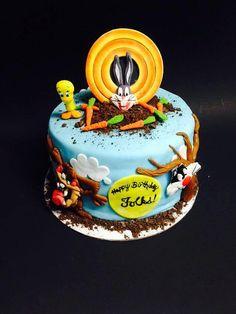 Looney Tunes Cake Kit