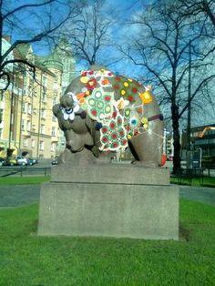 Karhupuisto @ Helsinki