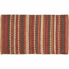 Striped Chindi Rectangular Rugs - jcpenney